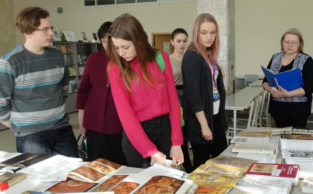 Финальный этап областной олимпиады по основам православной культуры