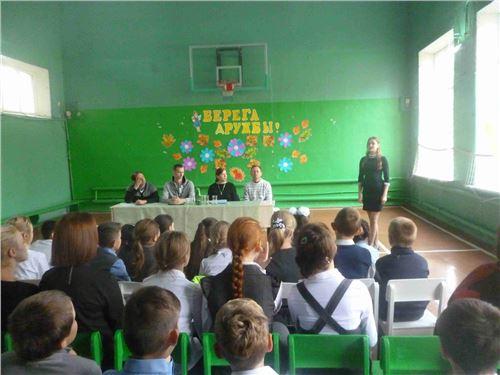 Встреча с участниками международного фестиваля «Берега дружбы».