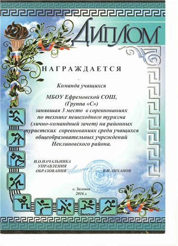 Турслёт - 2016