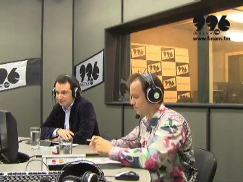 """Смотрите видеозапись встречи Гавриила Леви с ведущим передачи """"Рунет сегодня""""!"""