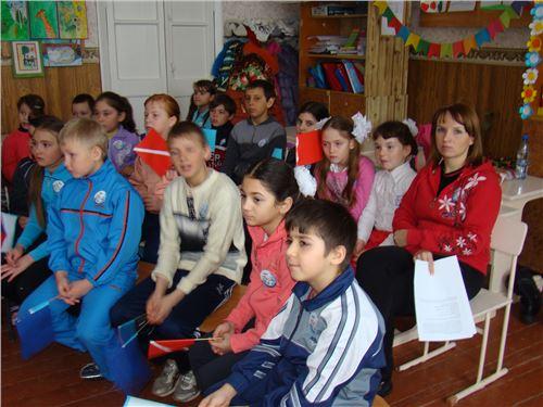 День Здоровья, посвященный ЗИМНИМ ОЛИМПИЙСКИМ ИГРАМ 2014.