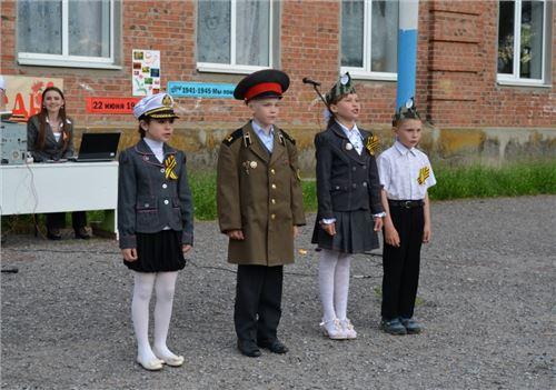 69-летняя годовщина Великой Победы.