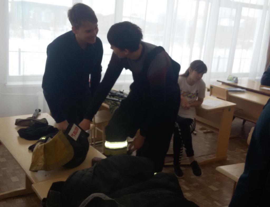 Муниципальный этап Всероссийской олимпиады школьников по ОБЖ